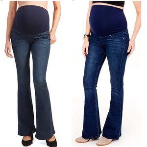 Joe's Maternity The Flawless Icon Dark wash Jeans